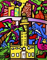 Miami the Magic City Fine-Art Print