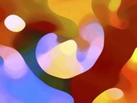Colorful Tree of Light Fine-Art Print