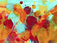Colorful Under The Sea Abstract Fine-Art Print