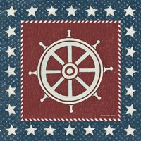 Coastal Americana IV Fine-Art Print