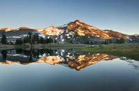 South Sister Reflection II Fine-Art Print