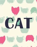 Cat Heads Fine-Art Print