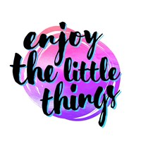 Enjoy the Little Things 3 Fine-Art Print