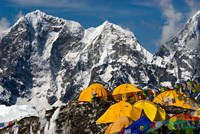 Base Camp, Mt Everest, Nepal Fine-Art Print