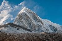 Mt Pumori behind Kala Patthar, Nepal Fine-Art Print