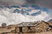 Khumbu Valley, Nepal Fine-Art Print