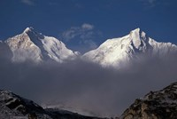 Makalu From the Kangshung, Tibet Fine-Art Print