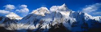 Everest & Nuptse Sagamartha National Park Nepal Fine-Art Print