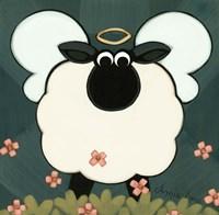 Holy Sheep Fine-Art Print