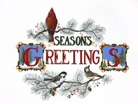 Season's Greetings Fine-Art Print