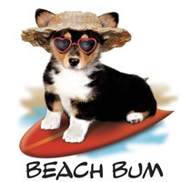 Beach Bum Fine-Art Print
