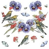 Warblers Fine-Art Print