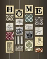 Home on Strings Fine-Art Print