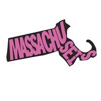 Massachusetts Letters Fine-Art Print