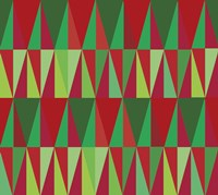 Xmas Angles Fine-Art Print