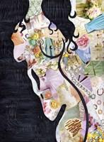 Brunette Fine-Art Print