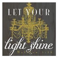 Light Shine Fine-Art Print