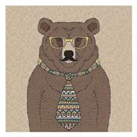 Bear-man Fine-Art Print