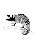 Gecko Fine-Art Print