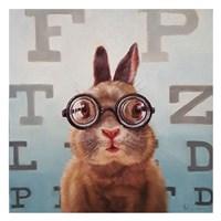 Four Eyes Fine-Art Print