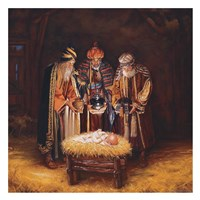 Three Wisemen Fine-Art Print