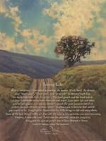 Living Life - Path Fine-Art Print