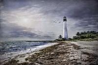 Key Biscayne Lighthouse Fine-Art Print