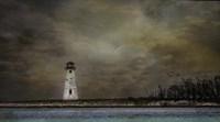 Paradise Island Lighthouse Fine-Art Print