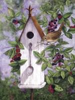 Wren House Fine-Art Print