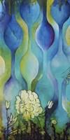 Pond Dripples I Fine-Art Print