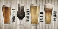 Beer Chart I Fine-Art Print
