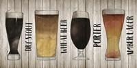Beer Chart II Fine-Art Print