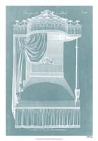Design for a Bed I Fine-Art Print
