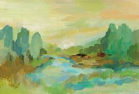 Jade Forest Fine-Art Print