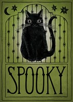 Vintage Halloween Spooky Fine-Art Print