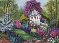 Paradise Garden Fine-Art Print
