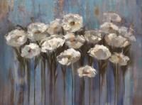 Anemones By The Lake Fine-Art Print