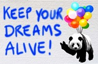 Keep your Dreams Alive! Fine-Art Print