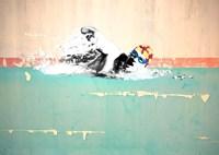 Swim on! Bronx, NYC Fine-Art Print