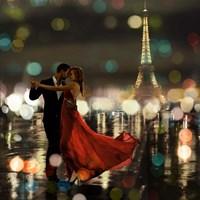 Midnight in Paris Fine-Art Print