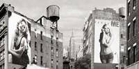 Billboards in Manhattan Fine-Art Print