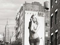 Billboards in Manhattan #2 Fine-Art Print