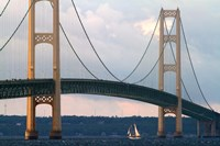 Mackinac Bridge Fine-Art Print