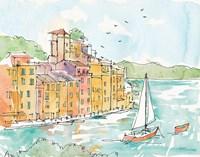 Portofino II Fine-Art Print