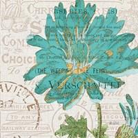 Bookshelf Botanical IV Fine-Art Print