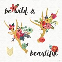 Boho Beauty I Fine-Art Print