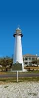 Biloxi Lighthouse, Biloxi, Mississippi Fine-Art Print