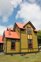 Mississippi, Columbus Childhood home Tennessee Williams Fine-Art Print