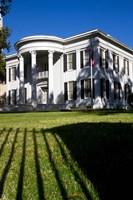 Governor's Mansion in Jackson, Mississippi Fine-Art Print