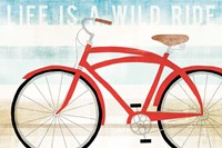 Beach Cruiser His I Fine-Art Print